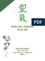 Apostila de Reiki IIIA