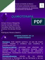 Quimioterapia Exp.