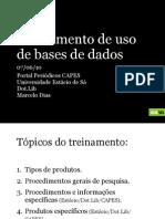 Treinamento ESTACIO 20100607