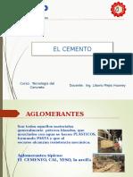 Clase Tc 04 El Cemento