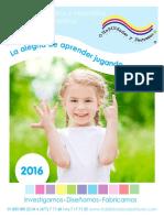 Catalogo 2016 Material Didactico HyD