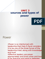 3.1Sources and Types of Power