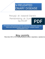 BOOK READING_HIV-RELEATED PULMONARY DISEASE.pptx