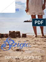 Sizigia (MAREJADA) (Spanish Edition) - Diana G. Romero