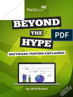 Ulf Eriksson Beyond the Hype Software Testing Explained