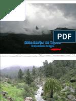 Lluvia en La Cumbre de Tejeda