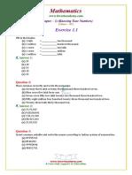 Maths - CBSE Class 6 Maths Solved Examples