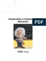 PROBLEMES OPERACIONS BÀSIQUES