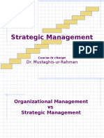 Strategic Management slides of thompson