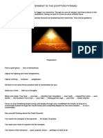 Egyptian Pyramid Manual