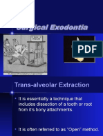 transalveolar exodotia.ppt