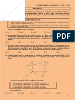Matematica - SSA 2 2011