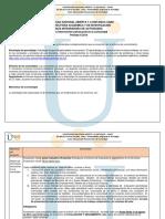 Guia Integradora de Actividades IPSC Periodo II 2014-o