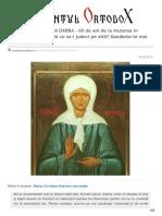 cuvantul-ortodox.ro-SFANTA MATRONA CEA OARBA  60 de ani de la mutarea in lacasurile ceresti De ce sa-i judeci pe altii Ga.pdf