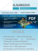 PPT on Rural Mrktng.ppt