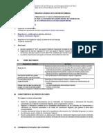 BASES CAS N° 008 UCR ESPECIALISTA EN GESTIÓN ADMINISTRATIVA