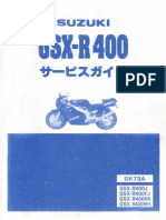 Suzuki GSX R 400 GK73A 1988 1989 Manual de Reparatie Www.manualedereparatie.info