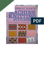 Machine Knitting Stitches Livro Cartelas 1 (2)