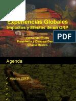 Oracle - Experiencias Globales, Impactos y Efectos de Un GRP