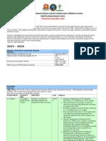 Pupil Premium Report  1516 Reviewed