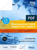 Pharma Cold Chain Logistics