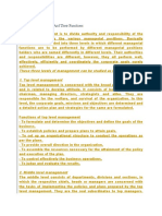 Levels Of Management And Their Functions.docx