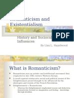 Hazelwood.romanticismandExistentialism