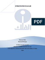 OIF UMSU (2016) - Diktat Kursus Ilmu Falak