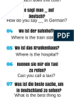 10 Must Know German Expressions