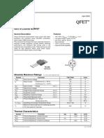 FQP17N40 Fairchild