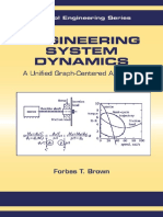 (Control engineering (Marcel Dekker Inc.) 8) Brown, Forbes T-Engineering system dynamics _ a unified graph-centered approach-Marcel Dekker (2001).pdf