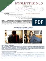 Newsletter 3 - Feb 2012