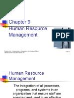 HRM Presentation Slides