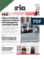 022. Geuria aldizkaria - 2016 urria