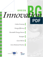 Green Innovation.bg 2015  (report by ARC Fund)