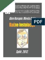 Kucne Instalacije - predavanja.pdf