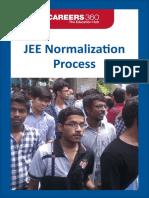 JEE Normalization Process