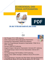 DR. Roro Tutik - Proses Kredensial Dan Rekredensial - 10 Agust 2016