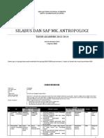 Antropologi 20131 - Silabus Sap