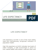 Life Expectancy of Australia - Health Econ