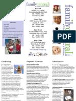 FCI General Programs & Services Brochure