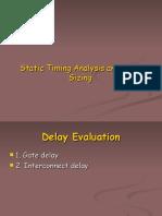 Timing Op Tim Ization