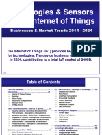 Yole IoT June 2014 Sample