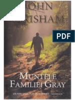John Grisham - Muntele Familiei Gray