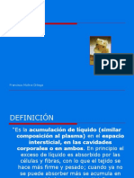 Fisioterapia Ante El Edema (II)