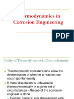 03.Thermodynamics in Corrosion Engineering