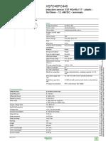 Maqueta 1 XS7-C40PC440