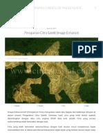 Penajaman Citra Satelit (Image Enhance) _ Jual Citra Satelit Resolusi Tinggi Quickbird Dan Worldview 2 Pleiades Ikonos Landsat Alos Spot Geoeye Rapideye