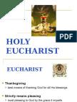 26. Holy Eucharist