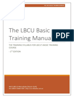Lbcu Bt Manual
